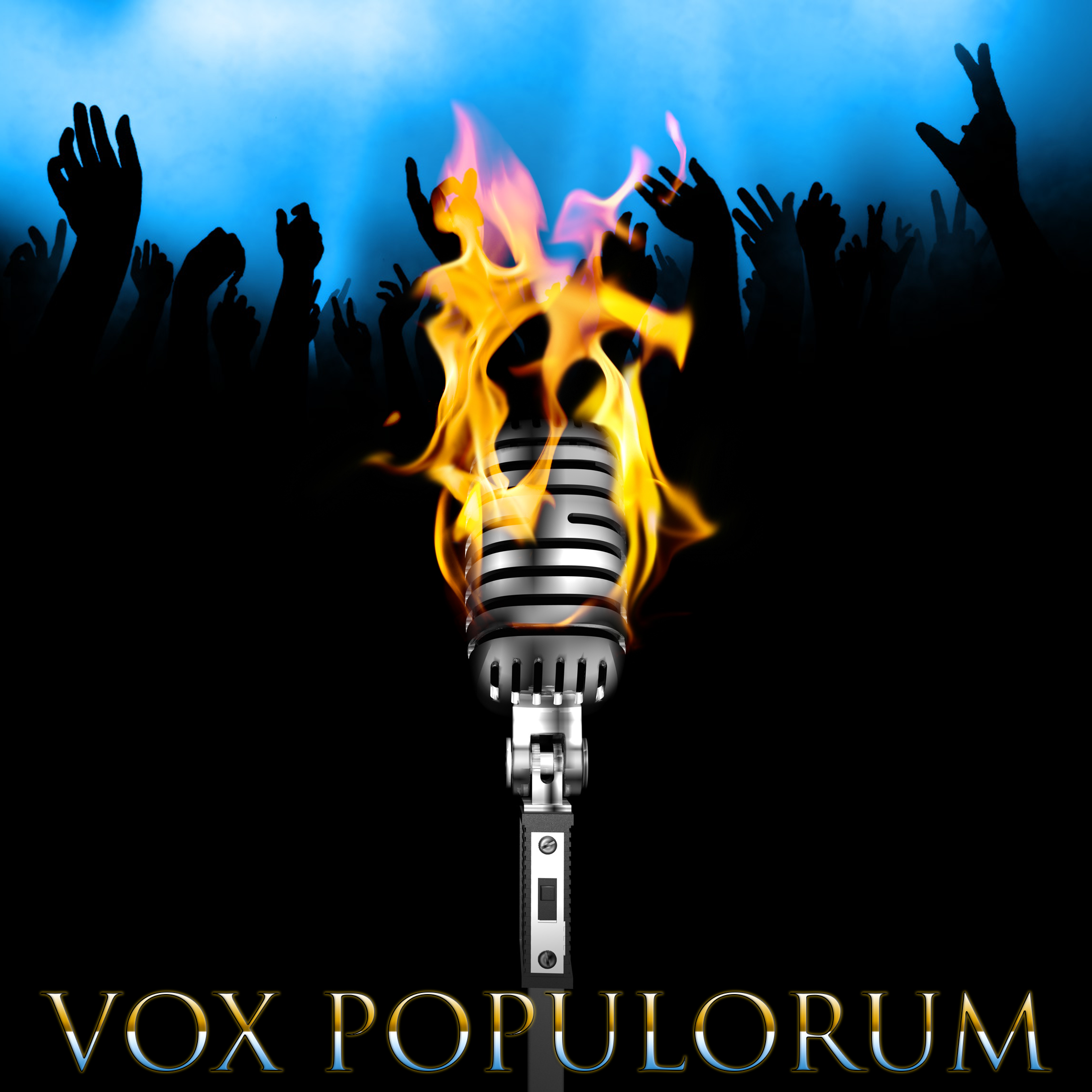 The VoxPopcast