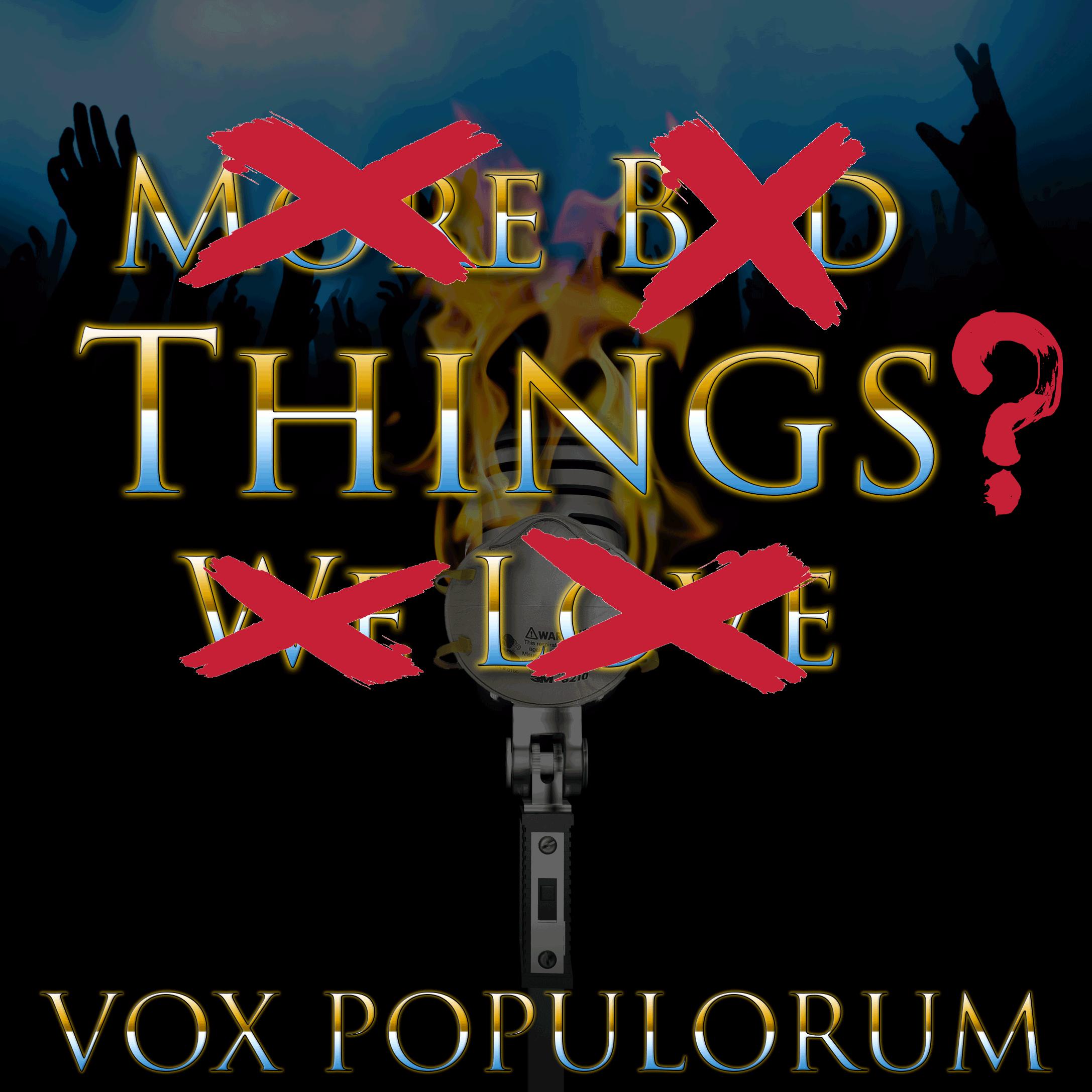 The VoxPopcast